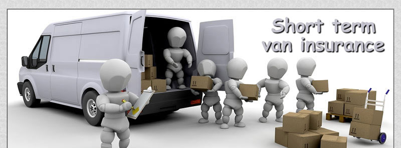 short term van insurance